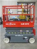 SkyJack SJ III 3219, 2006, รถกระเช้าขากรรไกร