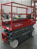 SkyJack SJ III 3220, 2005, รถกระเช้าขากรรไกร