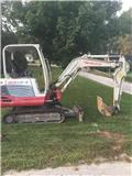 Takeuchi TB228, 2012, Mini Excavators < 7T (Mini Diggers)
