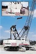 Terex HC 80, 2014, Tela-alustaiset nosturit