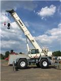 Terex RT 555, 2001, Rough terrain cranes