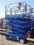 UpRight MX19, Scissor lift
