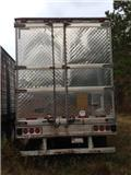 Utility VSR2, 1995, Box semi-trailers