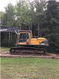 Volvo EC 290 LC, 2006, Crawler Excavators