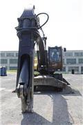 Volvo EW 180 D, 2013, Wheeled Excavators