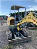 Wacker Neuson 28Z3, 2015, Mini Excavators <7t (Mini Diggers)