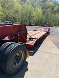 Witzco CHALLENGER RG 50, 2001, Flatbed/Dropside semi-trailers