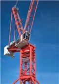 Wolff 1250B, 2020, Tower cranes