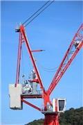 Wolff 355B, 2018, Tower cranes