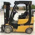 Yale GLC050, 2016, Diesel Forklifts