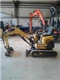Yanmar SV 08, 2015, Mini excavators < 7t (Mini diggers)