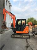 Hitachi ZX 65 US B-5, 2014, Mini bageri <7t