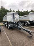 Istrail PS 160 Dumpersläp, 2018, Tipper trailers