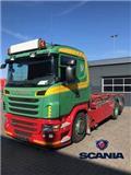 Scania G 440, 2012, Kabelløft lastebiler