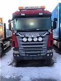 Scania R 420, 2007, Tipper trucks