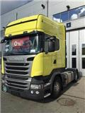 Scania R 450, 2016, Prime Movers