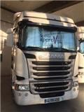 Scania R 490، 2016، وحدات الجر