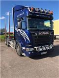 Scania R 560, 2013, Tømmertransport