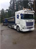 Scania R 580, 2016, Lastväxlare/Krokbilar
