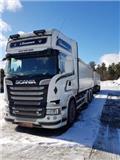 Scania R 620, 2014, Kipplader