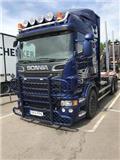 Scania R 730, 2012, Transportes de madera