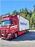 Авторефрижератор Scania R650, 2019 г., 390000 ч.