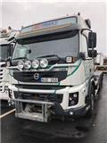 Volvo fmx, 2012, Tow Trucks / Wreckers