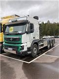 Volvo FMX, 2012, Други