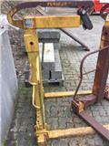 BSV pallegaffel stilbar PG100 - 2 SSB 2000 kg، ملحقات معدات التعامل مع الأحمال