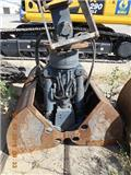 HGT PW118MR-8, 2012, Andre komponenter