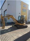 Komatsu PC55MR, 2019, Mini excavators < 7t (Mini diggers)