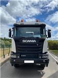 Scania G 410, 2017, Sora- ja kippiautot