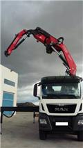 MAN TGS 41.440, 2016, Boom / Crane / Bucket Trucks