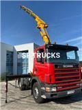Scania 124 C 420, 2003, Camiones tractor