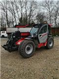 Manitou MLT 741, 2017, Telescopic handlers