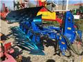 New Holland 5, 2019, Reversible ploughs