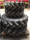 Starco 260/70R16 og 360/70R24, Tyres, wheels and rims