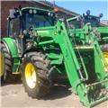 John Deere 6330 Premium, 2009, Tractors