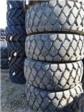 Bridgestone 23.5R25, Dæk, hjul og fælge