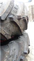 BKT 420/85R34 Styrehjul, Claas 700 serie Dobbeltehjul, 2018, Dekk, hjul og felger