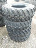 Dunlop 405/70 R18, Pneumatici, ruote e cerchioni