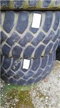 Goodyear 650/65R25, Dæk, hjul og fælge