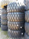 Hilo 650/65R25, Tires, wheels and rims