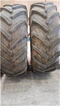 Michelin 20.8R38 Agribib 37mm, Dvojna kolesa