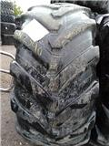 Michelin 500/70R24 komplette hjul, Tires, wheels and rims
