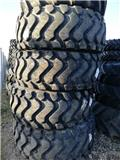 Michelin 23.5-R25 XHA2, Dæk, hjul og fælge