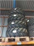 Michelin 420/75 R20 komplette hjul, Tires, wheels and rims