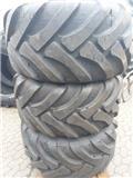 570/60R22,5 komplette hjul, Hjul, Dæk og Fælge
