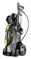 Kärcher HD 5/15 CX Plus, Aukšto slėgio plovimo technika