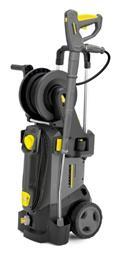 Kärcher HD 5/15 CX, Aukšto slėgio plovimo technika